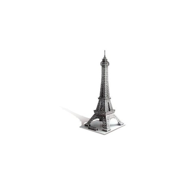 Model 3D Eiffel Tower - Folia