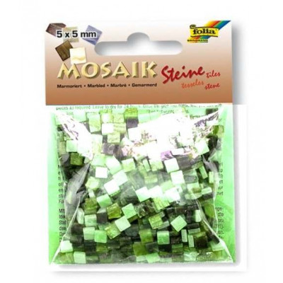 Mozaic Folia 5x5 mm 62103