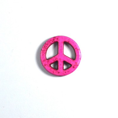 Margea Howlite Mare - Peace - Roz