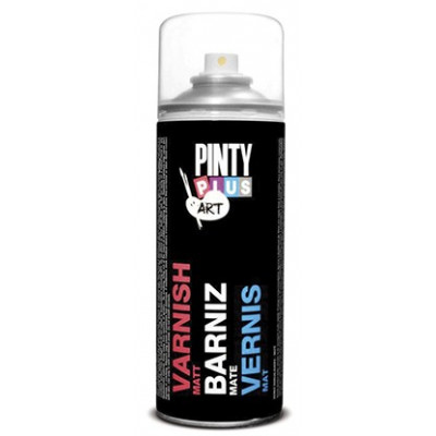 Lac Spray Mat Pinty Plus 400 ml