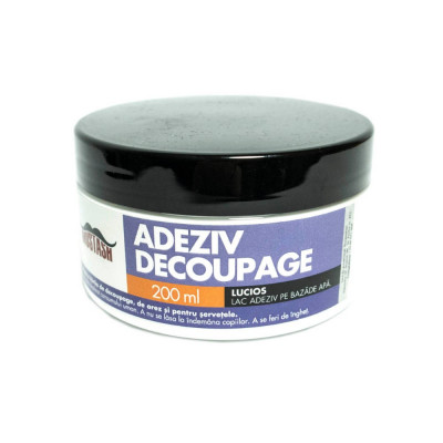 Adeziv decoupage Mustash 200ml