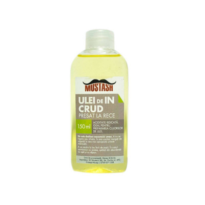 Ulei de In Crud Mustash 150 ml