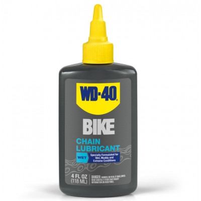 WD-40 Bike Wet Lube 100ml 44777