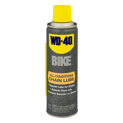 WD-40 Bike All Conditions 250ml 44803