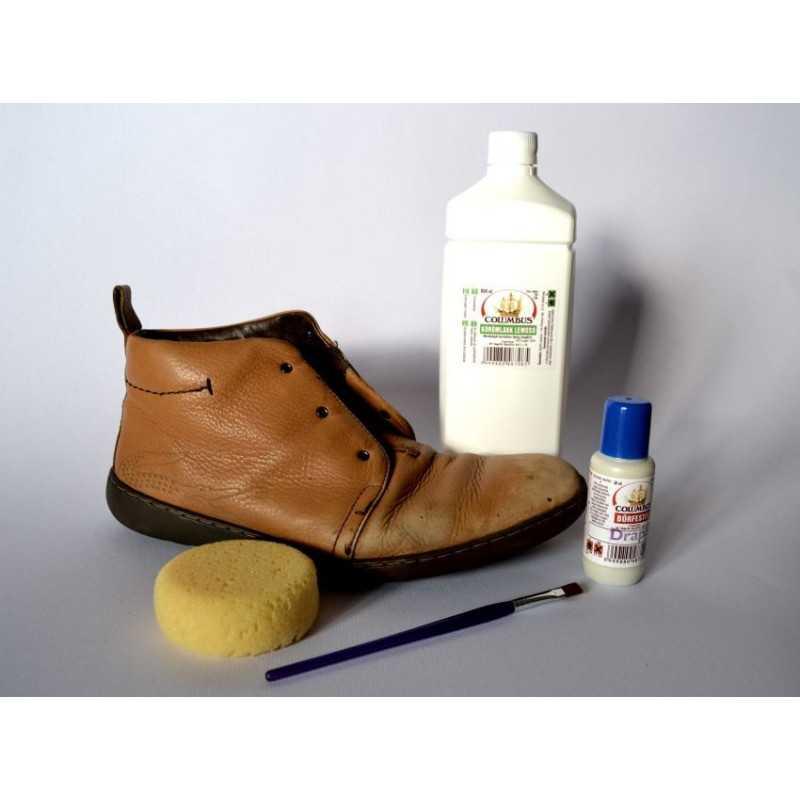 Culori pentru piele naturala vopsire pantofi