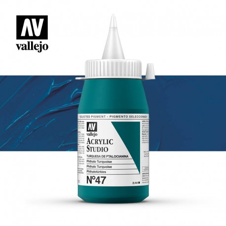 Culori acrilice Vallejo Studio 500 ml