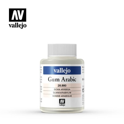 Guma Arabica 85ml Vallejo 28880