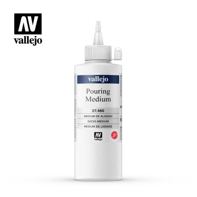 Pouring Medium Selflevelling VALLEJO 200ml 27460