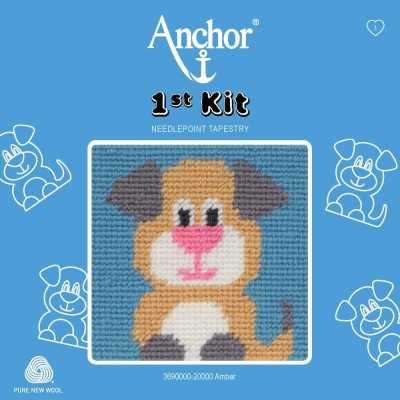 Set broderie Anchor Caine