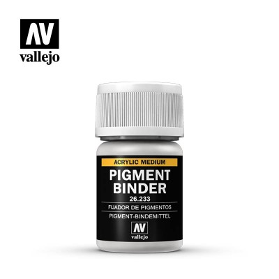 Pigment Binder 35ml Vallejo