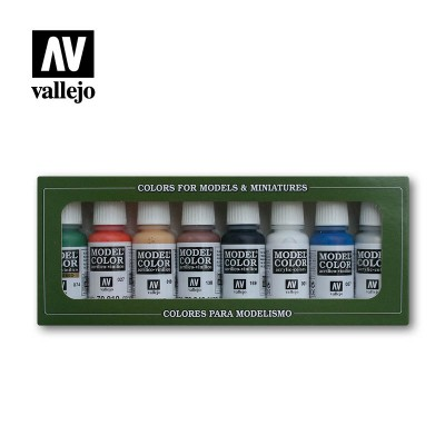 Model color Set Folkstone Special VALLEJO 70102