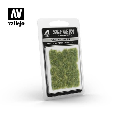 Vegetatie sintetica - Swamp 8mm - Vallejo SC422