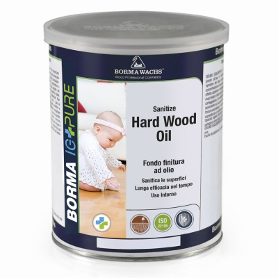 Hard Wood Oil 1L - Lucios