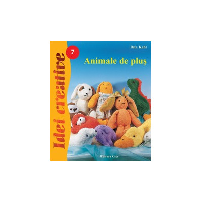 Idei creative - Animale de plus nr.7