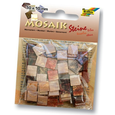 Mozaic Folia 10x10 mm 62201