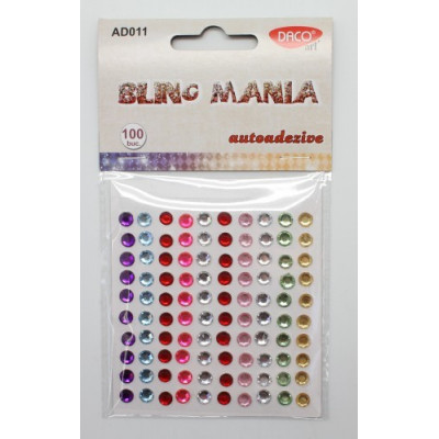 Set diamante autoadezive Bling Mania AD011
