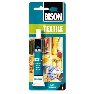 Adeziv textile BISON 25ml 400009