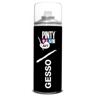 Spray Gesso Pinty Plus 400ml cod 147