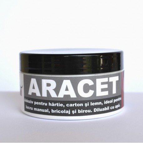 Aracet 200 ml Mustash
