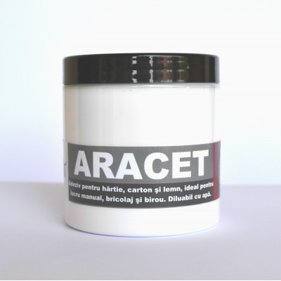 Aracet 500 ml Mustash