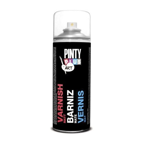 Lac Spray Satin Pinty Plus 400 ml