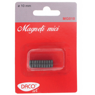 Set 10 magneti mari 20mm MG020