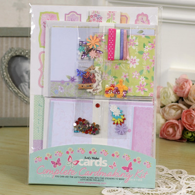 Set confectionare felicitari DIY10 5010