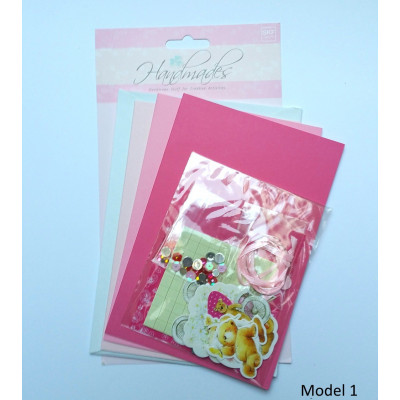 Set confectionare felicitari DIY3 5009