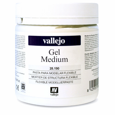 Acrilic Gel Medium 500ml