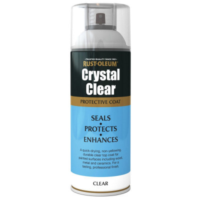 Lac Crystal Clear Lucios 400ml