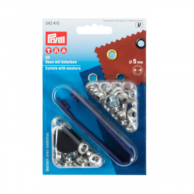 Set ocheti metalici cu aplicator 5mm 542410