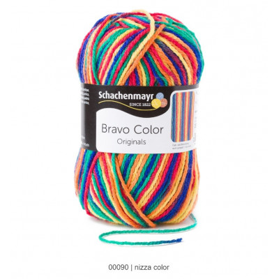 Fir acril Bravo Color Schachenmayr