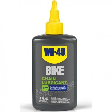 WD-40 Bike Dry Lube 100ml 44789