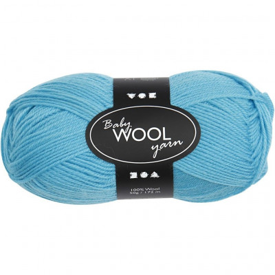 Fir crosetare Baby Yarn 50g