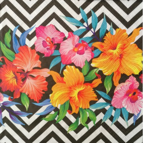 Servetel decoupage 372615