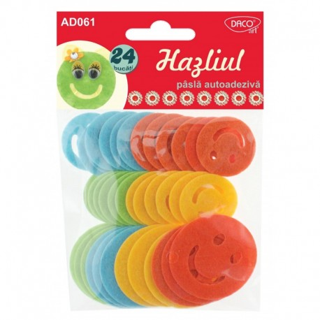 Set Smiley Faces AD061