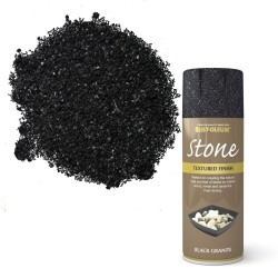 Spray vopsea texturata Black Granite 400ml 12503BX